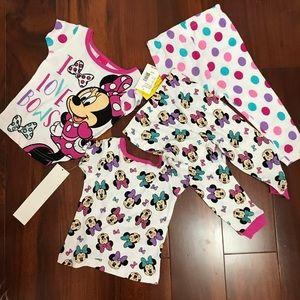 Disney Minnie/Mickey Mouse Pajama